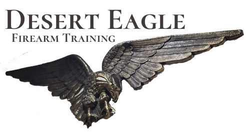Desert Eagle Firearms Training
